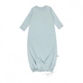 Vestido de recién nacido BIO - Menta