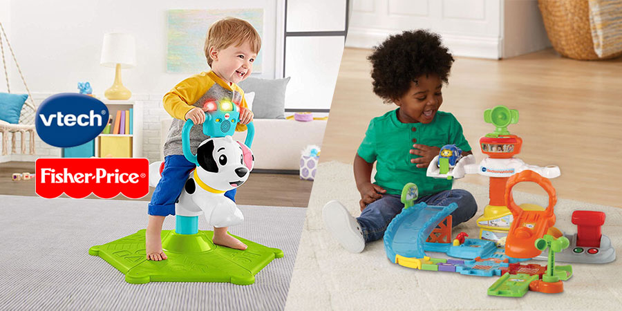 Vtech & Fisher Price - FERME